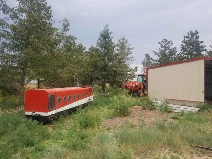 Last two weeks we've been busy getting every last thing off the old Wellington, CO property. We finished in Wellington o...
