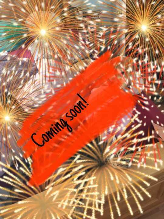 ⭐I hope everyone had a happy and safe #fourthofjuly. ☺️📢Soon I'll be announcing two new members of the Happy Tails Famil...